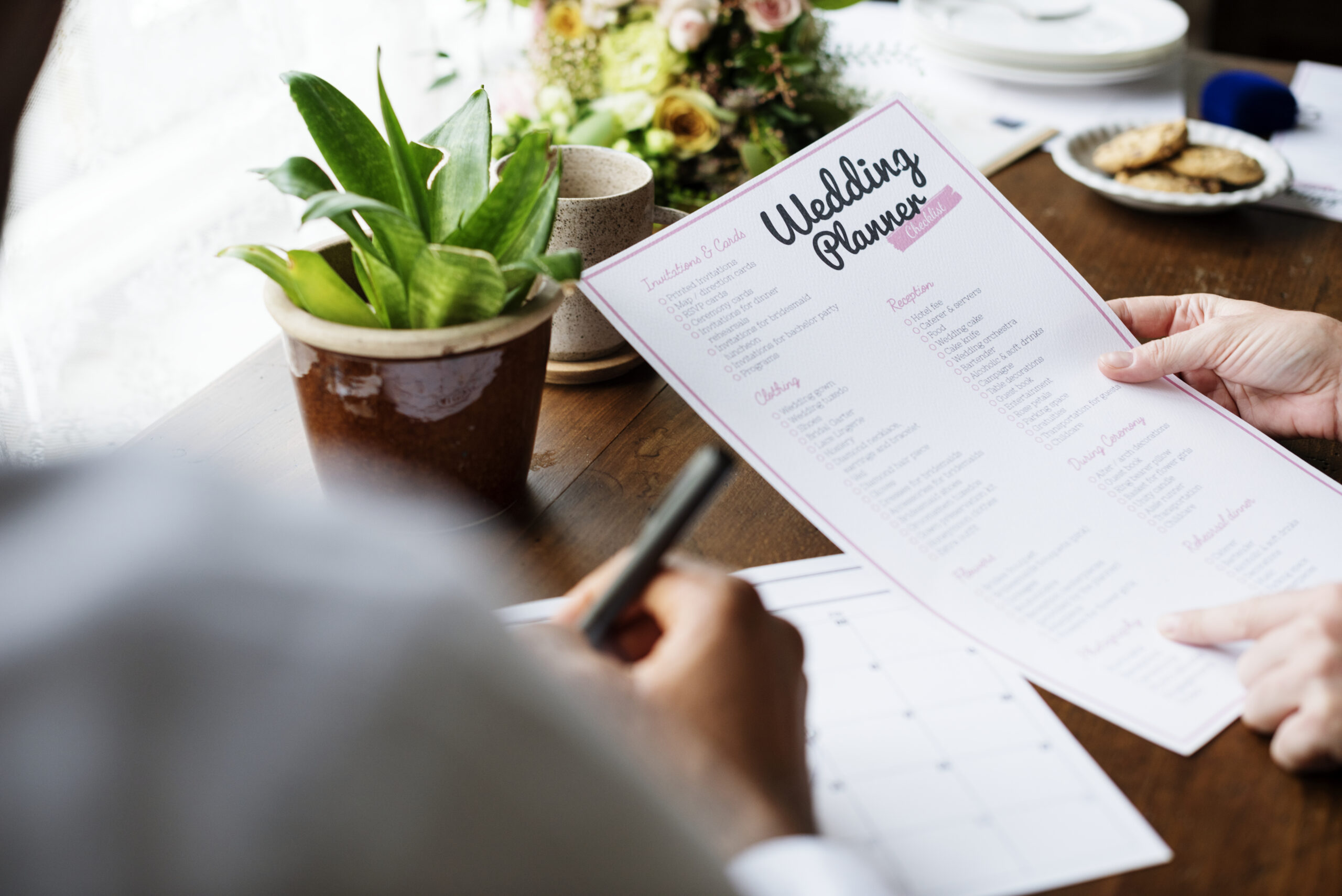 Organizzare un matrimonio passo per passo