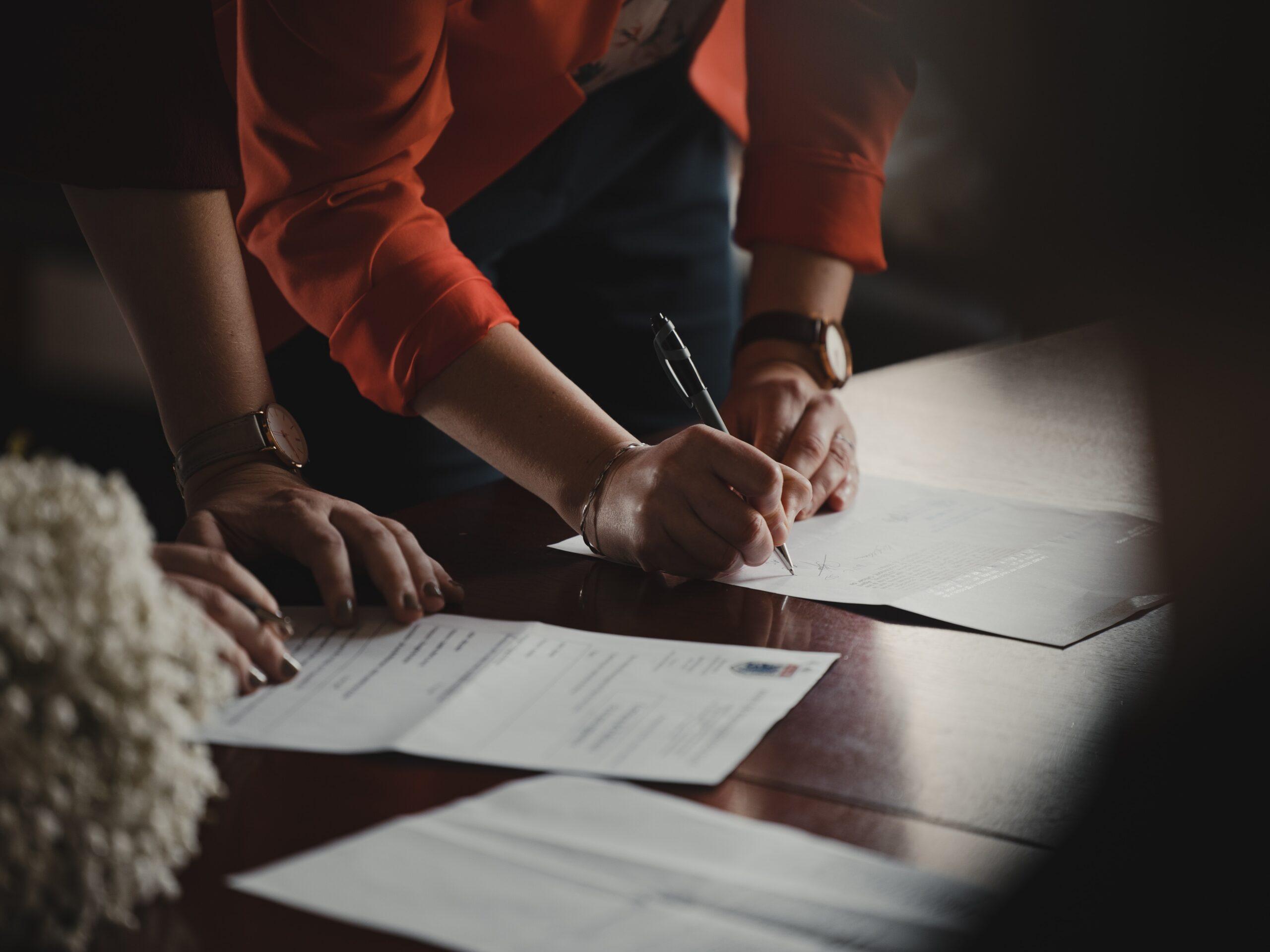 documenti che servono per il matrimonio
